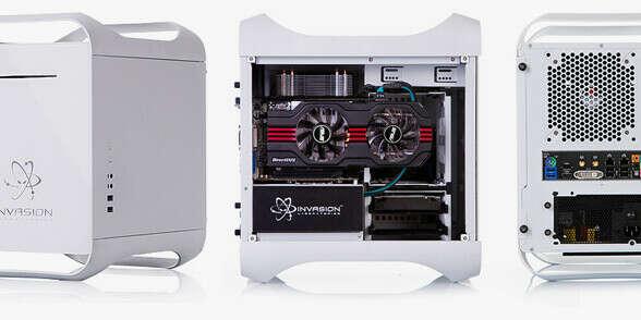 Игровой компьютер Pandora | INVASION LAbs - лаборатория мощных компьютеров