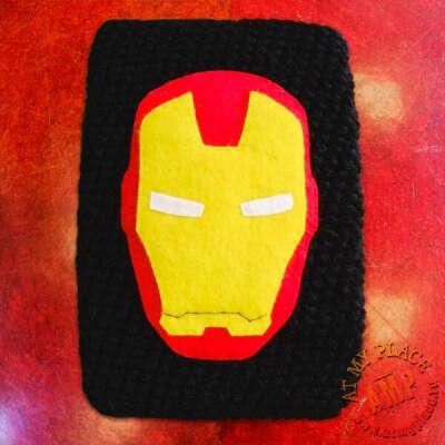 Чехол для iPad mini - Железный Человек
