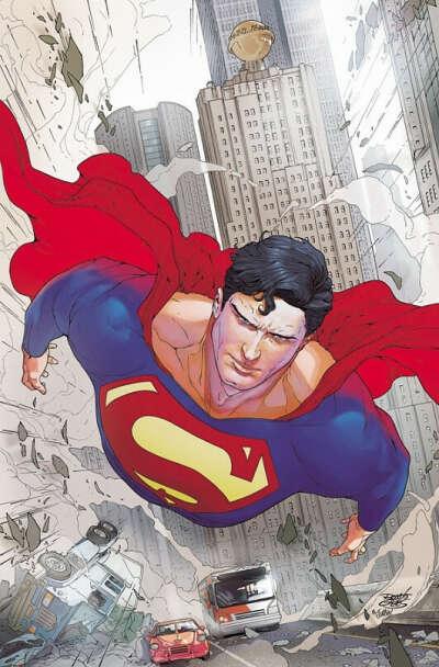 Хочу быть Superman'ом!