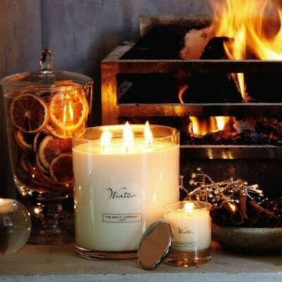 Свеча с потрясающим ароматом