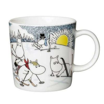 Чашка с Муми-Троллем (***)