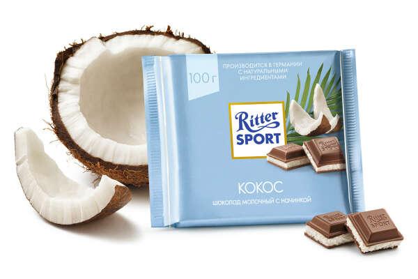 RITTER SPORT кокос