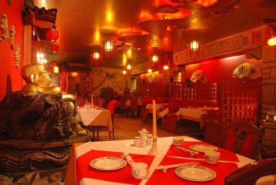 Сходить в китайский ресторан