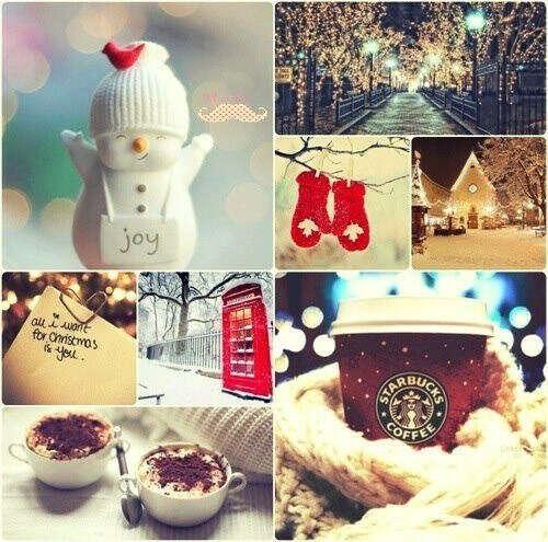 ..много-много снега...новогодние фильмы...новогоднюю суету