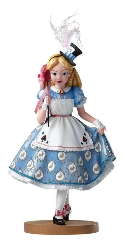 Couture de Force Disney Masquerade Alice in Wonderland Figurine