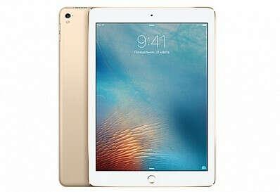 "re:Store — Купить Apple iPad Pro 9,7"" Wi-Fi + Cellular 128 ГБ, золотой по цене 75990 руб."