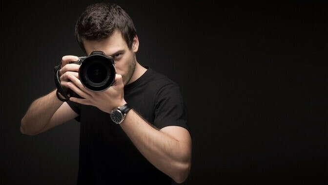 Профессиональная фотосессия