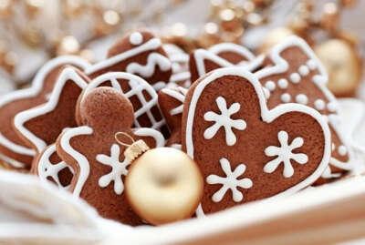 Имбирные печеньки/пряники **