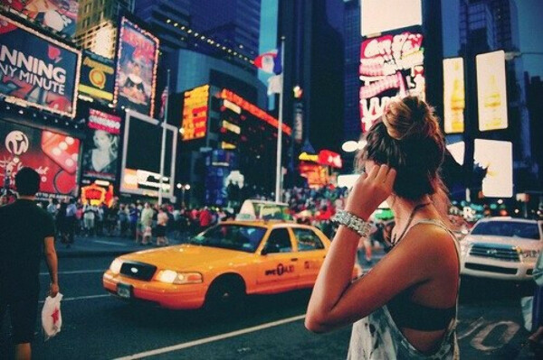 хочу в Нью-Йорк