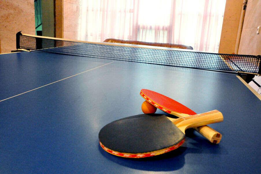 Регулярно играть в настольный теннис
