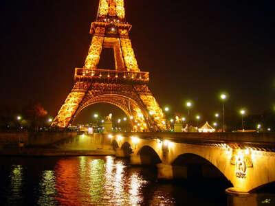 Хочу в Paris