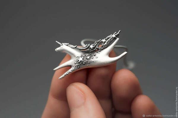 Украшения от Одушевленное серебро