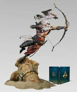Assassin's Creed: Origins.Bayek and Senu