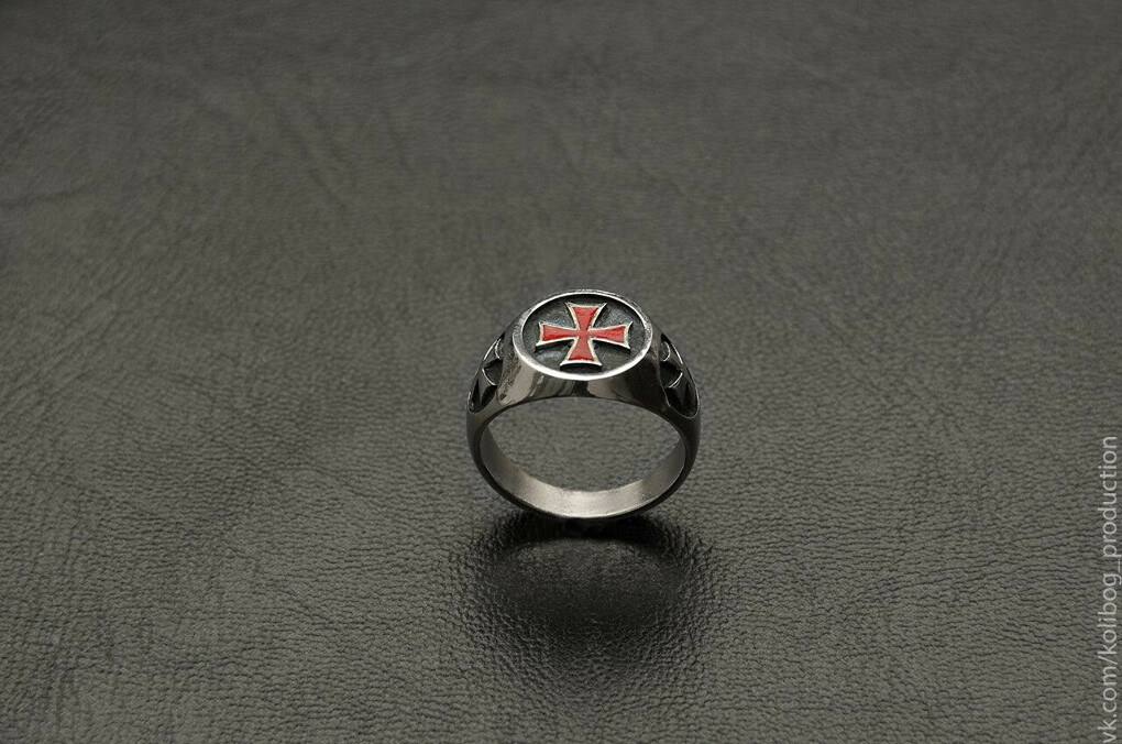 Кольцо тамплиера