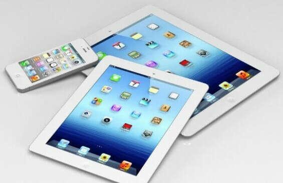 iPhone 5 и iPad