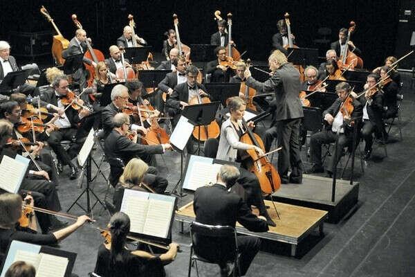 Побывать на концерте Лондонского симфонического оркестра