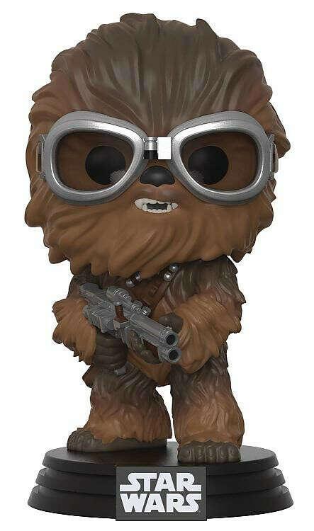 POP! Bobble: Star Wars: Solo: Chewbacca w/ Goggles    Чуи в очках