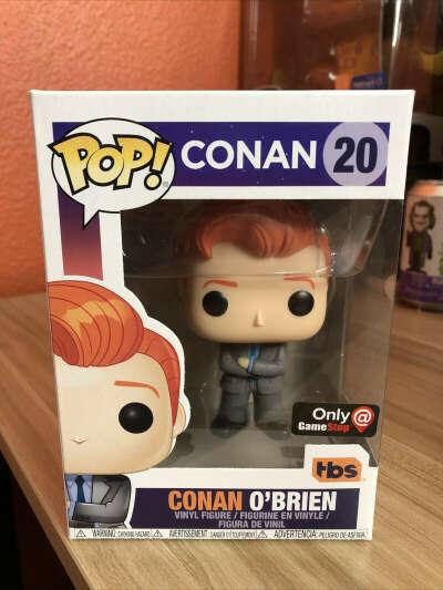 Funko Pop!  Conan O'Brien