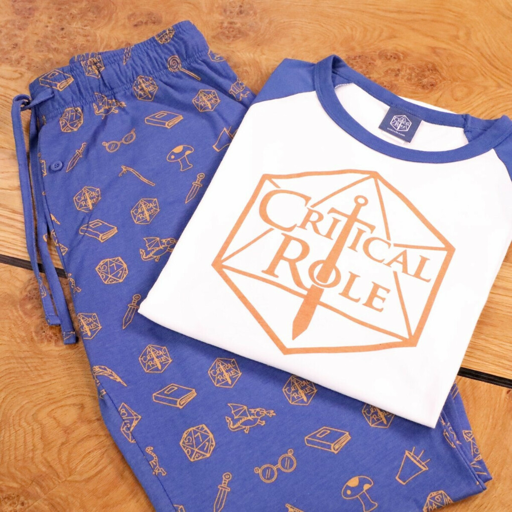Critical Role Pajama Set