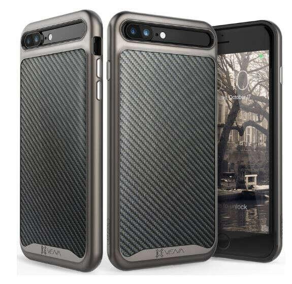 iPhone 7 Plus Leather Case vLuxe