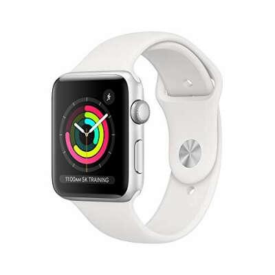 AppleWatch Series3 (GPS, 42mm) - Silve- Buy Online in India at Desertcart