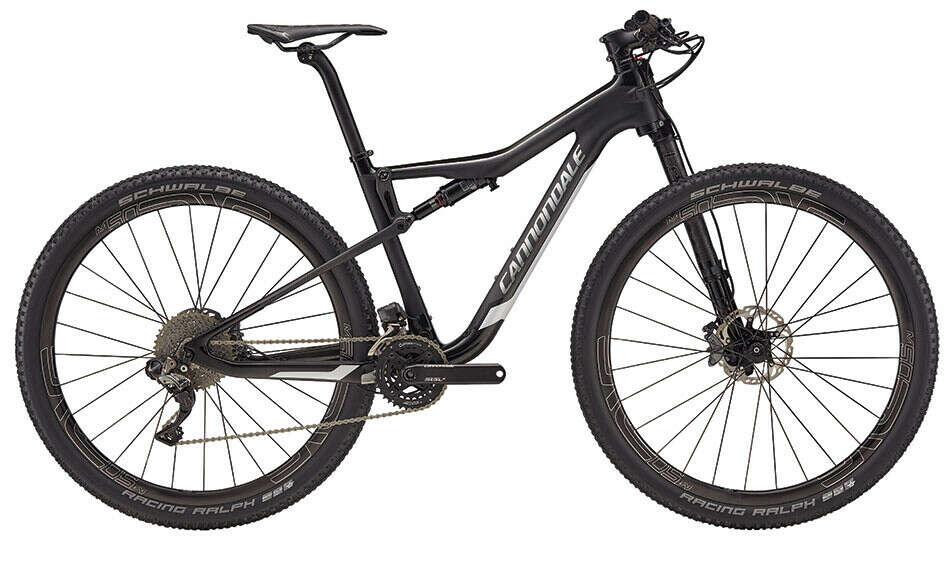 Велосипед Cannondale Scalpel-Si Black Inc.