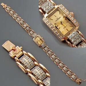 ТОЧНО Такие золотые часы  http://gsw.com.ua/zolotie_chasi_genskie_continent_169.php