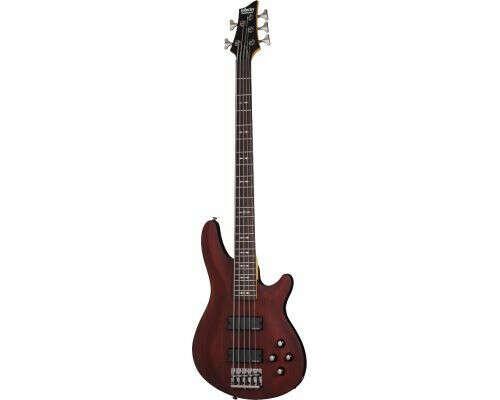 Бас-гитара SCHECTER OMEN-5 WSN