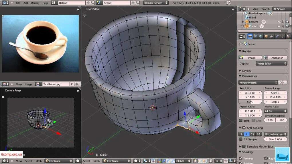 Курсы 3 d моделирования