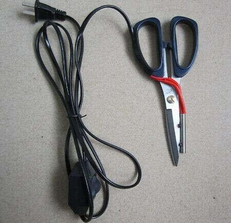 горячие портновские ножницы для ткани