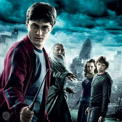 Посмотреть всех Гарри Поттеров
