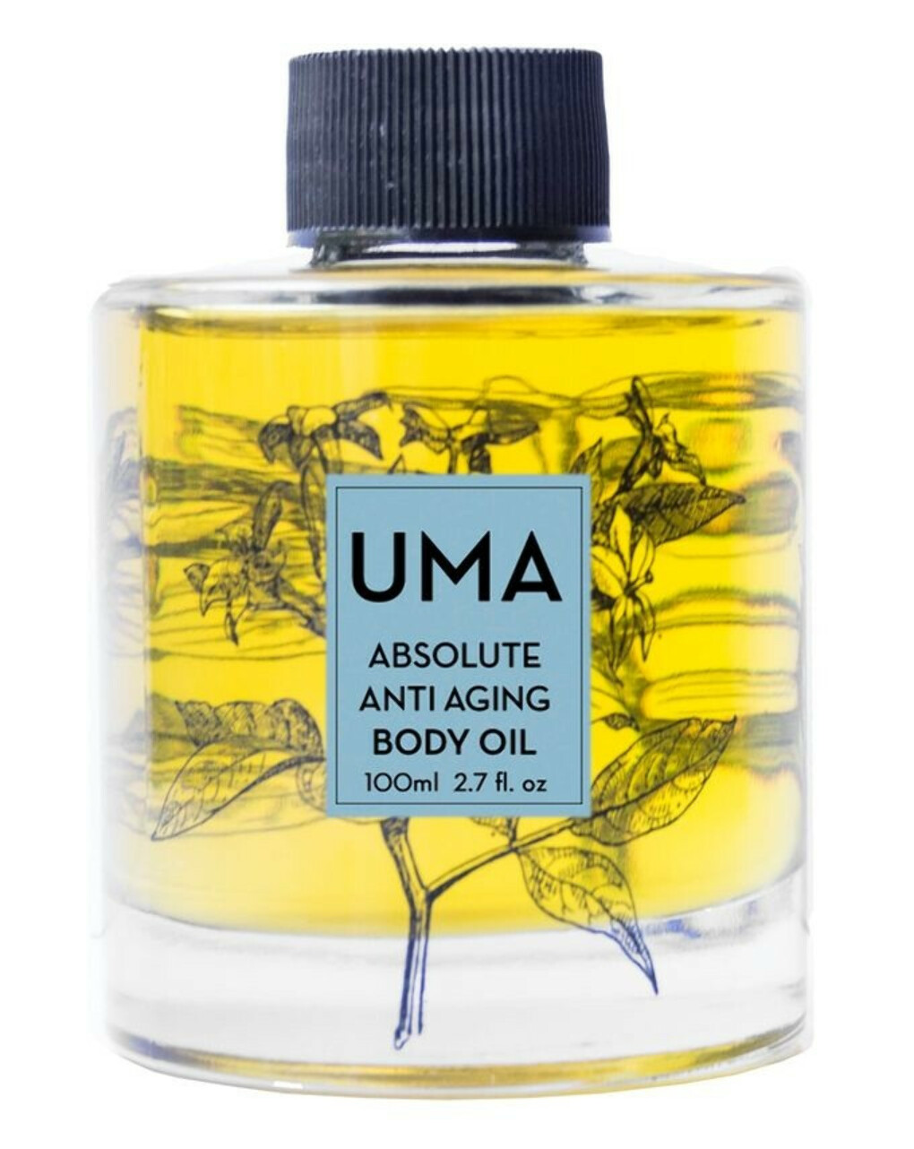 UMA Absolute Anti Aging Body Oil( 100ml )