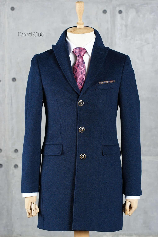 Демисезонное утеплённое пальто