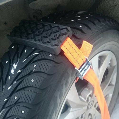 Anti-Skid Emergency Tire Straps