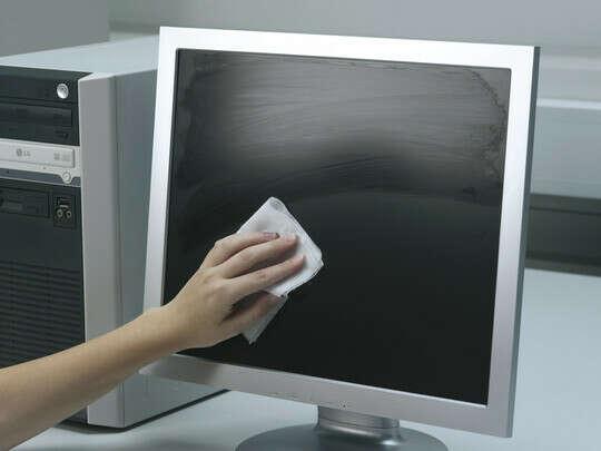 Чистящие салфетки для мониторов
