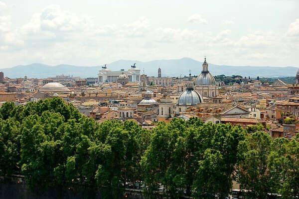 Вернуться в Рим