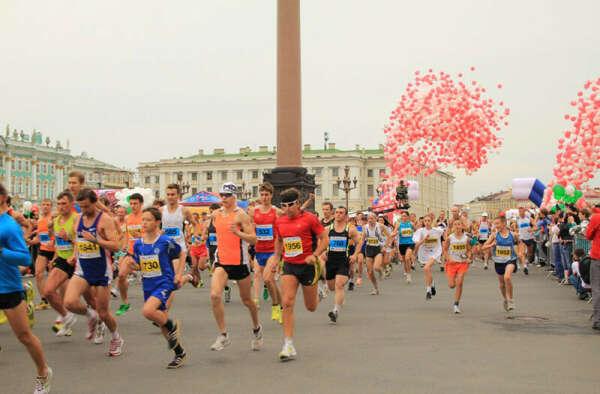 Пробежать марафон