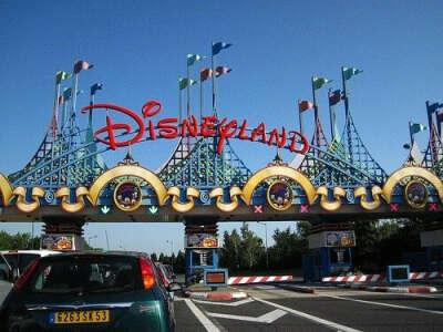 Хочу поехать в Disneyland