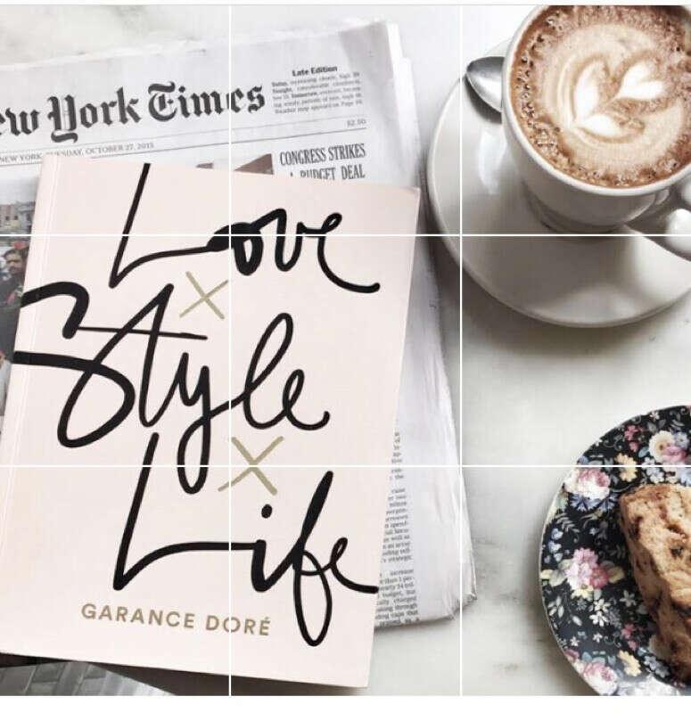 Книга Love x Style x Life (Гаранс Дорэ)