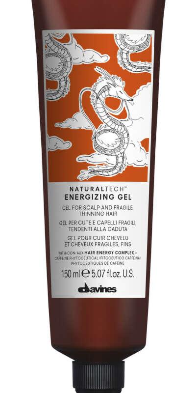 гель для кожи головы davines energizing gel