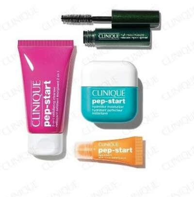 Clinique Pep-Start Delux Travel Set