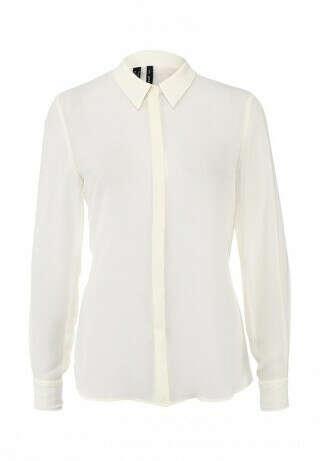 Классическую белую рубашку