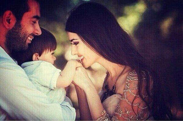 Хочу свою семью.)