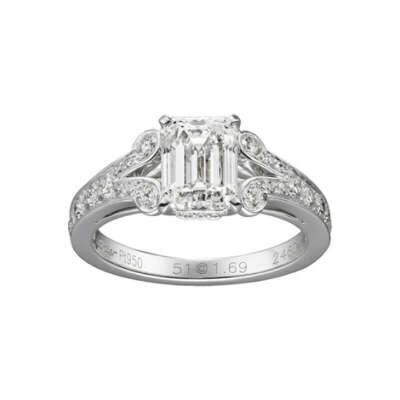 Cartier Ballerine Ring