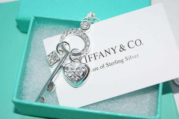 Хочу кулон-ключик от Tiffany & Co.