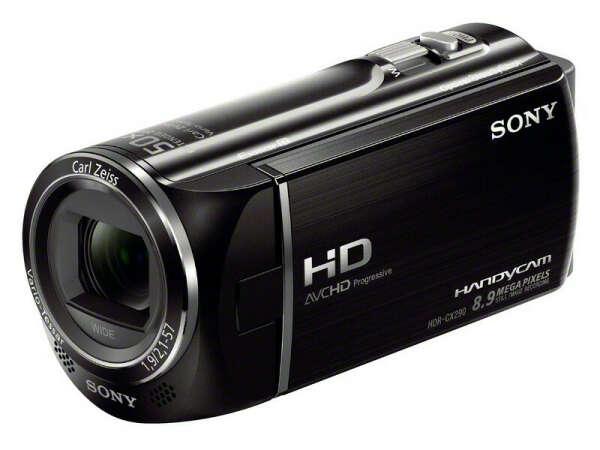 Видеокамера Sony HDR-CX280