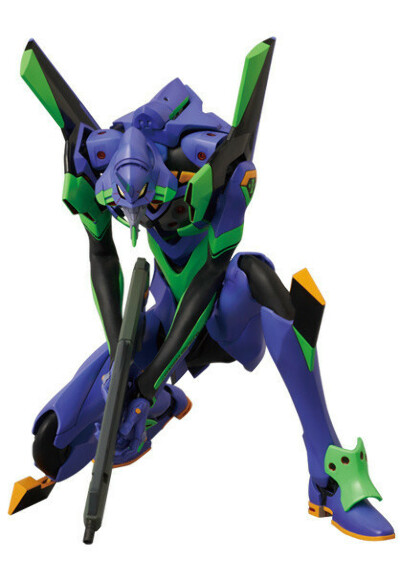 Real Action Heroes No. 597 - Evangelion Unit-01