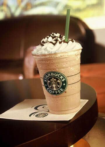кофе из Старбакса