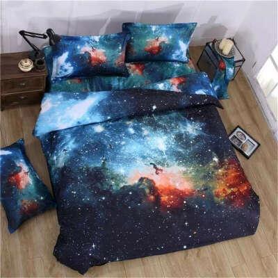 Космическое постельное бельишко