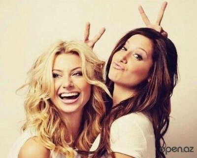 Хочу, чтобы у меня наконец-то появилась самая-самая лучшая подруга)))